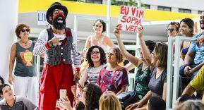 Circo a Céu Aberto - festival sesc de inverno 2019