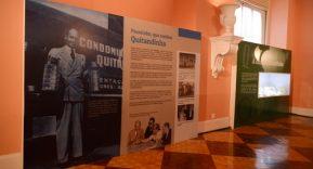 Exposição permanente sobre o Palácio Quitandinha, em Petrópolis, fica como legado do Festival Sesc de Inverno