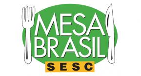 Mesa Brasil: Programa social que visa a minimizar os efeitos da fome e do desperdício.